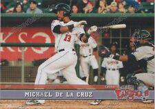 2017 Lansing Lugnuts Michael De La Cruz RC Rookie Toronto Blue Jays
