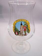 Beer Stem Glass ~ Brouwerij Sterkens (Van Den Bossche) Hoogstraten Poorter ~ BE