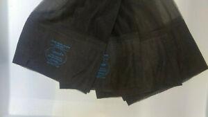 3 Pairs Gray JC Penny Vintage Stockings Original RHT Gaymode Nylons Grey new Old