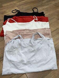 Ladies Vest Top Bundle Size 18-20 X7