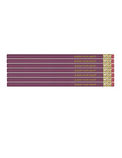 Bless Your Heart Hexagon Pencils. Southern Phrases. USA Made-NON Toxic #2 Lead