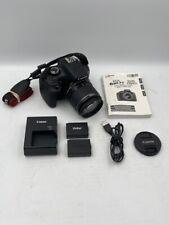 Canon EOS Rebel T6 Digital SLR with EF-S 18-55mm Lens (SPG043724)