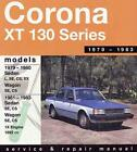 Toyota Corona XT 130 1979-1983 Gregorys Service Repair Workshop Manual #233