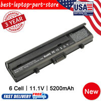 Laptop Battery for Dell XPS M1330 1330 1318 Series 312-0566 PU556 TT485 charger