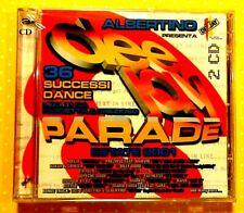 "Vari Compilation 2 CD ""deejay Parade Estate 2001"" 2001 Time 250 Cddp RARO"