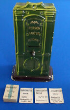 Bing Bahnsteigkarten (Peron) Automat Jugendstil 1902-1925 Spur 0 selten