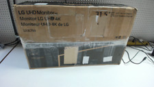 LG 32UL750-W 32'' 16:9 4K UHD LCD Gaming Monitor FreeSync PC646992