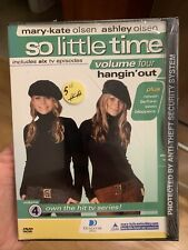Mary-Kate  Ashley Olsen - So Little Time Vol. 4: Hangin Out (DVD, 2003)