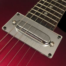 Guitar Parts CONVERSION PICKUP RING - Humbucker Telecaster Neck - CHROME MIRROR