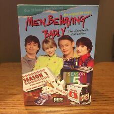Men Behaving Badly  The Complete Collection (DVD 2006 7-Disc Set) BBC UK Version