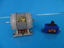 Marklin 1072 Metall Baukasten Electro Motor 16 volt