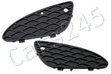 Genuine MERCEDES E-Class W211 2003-2006 Front Bumper Lower Cover Grills PAIR