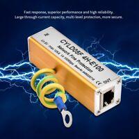 5V RJ45 RJ11 Adapter Ethernet Network Surge Protector Thunder Lighting Arrester