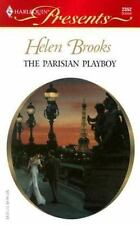 The Parisian Playboy by Helen Brooks (paperback book)