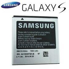 Batterie d'origine Samsung EB575152VU Pour Samsung i9000 Galaxy S / B7350 Omnia
