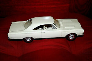 1969 Plymouth GTX promo 2 door HT cool excellent condition white