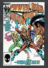 Power Man and Iron Fist #111 Marvel Comics Copper 1984 VF/NM Defenders Netflix