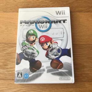 Nintend Wii Mario Kart Wii From Japan