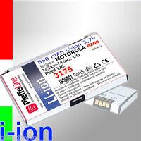 batteria Li-ion 850mAh per motorola V3xx Max RAZR V3 V3i V3IM PEBL U6 Z3