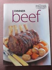 WOMENS WEEKLY COOKBOOK COOKING RECIPES  DINNER BEEF MASTER CHEF RECIPES
