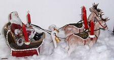 Villeroy & Boch Christmas Toys Nikolausschlitten + 2 Rentier NEU V&B OVP mehr da