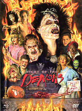 Night of the Demons , limited Mediabook , uncut , new ,Cover D , Halloween Party