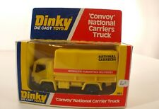 Dinky toys GB n° 383 Convoy National Carriers Truck camion neuf en boite mint