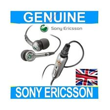 GENUINE Sony Ericsson W200i Headset Headphones Earphones handsfree mobile phone