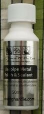 Bagpipe Metal Polish Sealant R.G. Hardie & Co Highland Pipes Nickle Silver