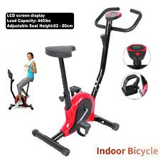 New listing Indoor Exercise Bike Sports Bicycle Fitness Equipment Home Gym Workout LCD