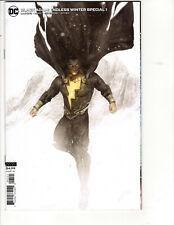 Black Adam: Endless Winter Special #1 Boss Logic Variant-DC