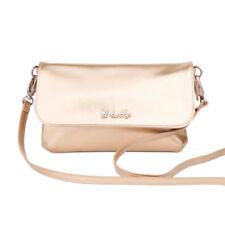 New Il Tutto - Pixie Mini Handbag Clutch Gold Free Express Shipping