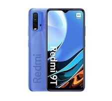 "XIAOMI REDMI 9T 4 RAM 128GB 6.53"" SMARTPHONE TWILIGHT BLUE DUAL SIM ANDROID 6,53"