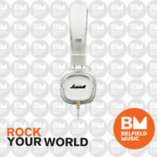Marshall Major II Headphones White 2 - BNIB - Belfield Music