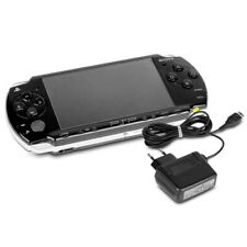 Sony PSP Konsole 2004 Slim & Lite in schwarz Piano Black #20A + Ladekabel