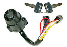 Yamaha XT500 (1976-1985) & XT250 Trail (1980-1982) ignition switch - 9 wires