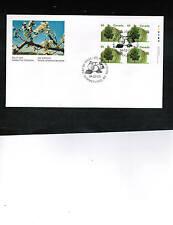 Canada 1994 69c Shagbark Hickory Plate Bl/4 cat #1369 $7.50 Box 512
