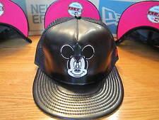 Disney Mickey Mouse Marvel Comics New Era Snapback Trucker Hat NWT 0214 Black
