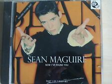 SEAN MAGUIRE - Now I've Found You / Once In A Lifetime (CD Single)