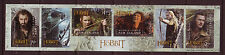 Nouvelle-Zélande 2013 Le Hobbit adhésif bande de 6 menthe non montés, neuf sans charnière