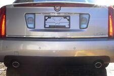 Cadillac STS Rear Chrome Trunk Trim Molding
