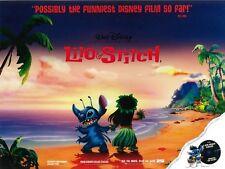 Lilo & Stitch movie poster - Walt Disney - 12 x 16 inches