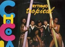 CHOCOLAT'S   disco LP 33 giri  RYTHMO TROPICAL   Italy