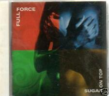 JAZZ CD FULL FORCE SUGAR ON TOP + FEMALE  VOCALS