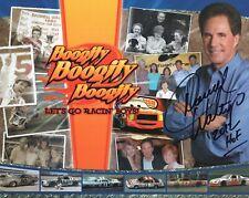 DARRELL WALTRIP HAND SIGNED 8x10 COLOR PHOTO+COA         NASCAR LEGEND