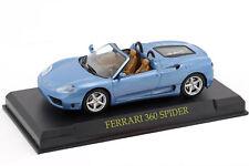 Ferrari 360 Spyder azul 1 43 Altaya