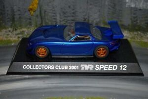 Scalextric - C2363 - TVR Speed 12 - Collector's Club 2001 - Boxed