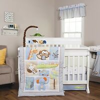 Trend Lab Wild Forever Baby Nursery Crib Bedding CHOOSE FROM 3 4 5 6 7 Piece Set