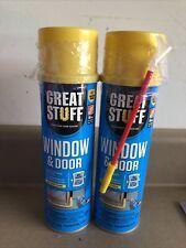 Great Stuff Insulating Foam Sealant For Window And Door 16oz
