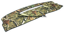 NEW Mossy Oak Break-Up Infinity Camo Camouflage Dash Mat Cover / FOR 97-99 C/K